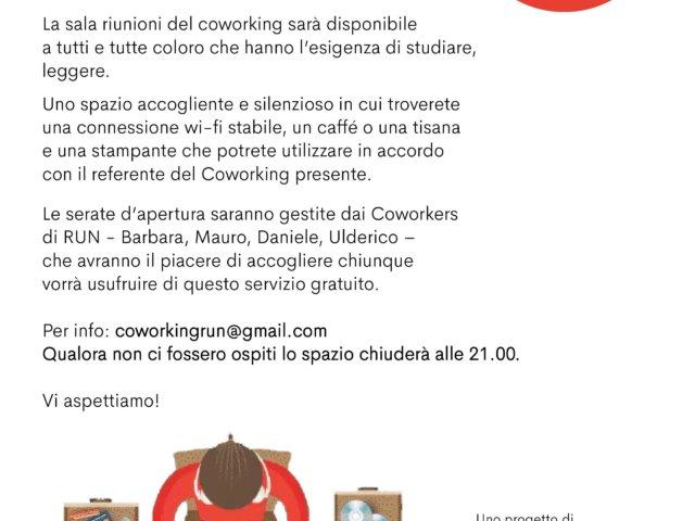 SPAZIO SERALE COWORKING